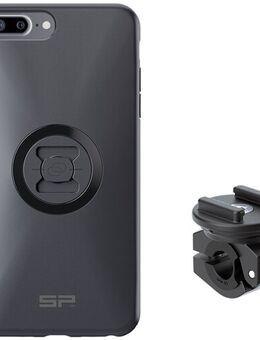 Moto Mirror Bundle LT iPhone 8+/7+/6S+/6+, Smartphone en auto GPS houders, 2-in-1