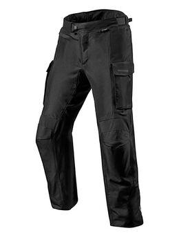 Outback 3 Pants, Textiel motorbroek heren, Zwart kort