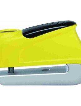 Trigger alarm 345, Schijfremslot voor de moto, Geel
