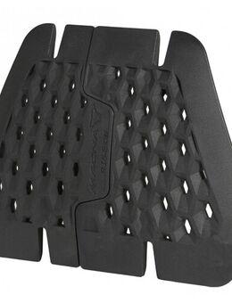 R.I.S.C borstprotector, Losse protectoren voor in motorfietskledij, Zwart