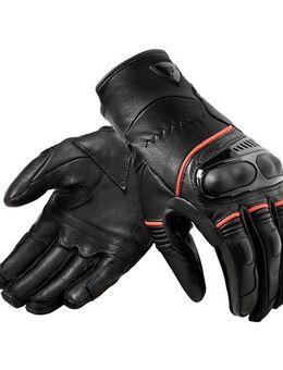 Hyperion H2O, Race motorhandschoenen, Zwart Fluorood
