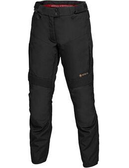 Classic-GTX Lady pants, Gore-Tex® motorbroek dames, Zwart