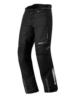 Defender Pro GTX pants, Gore-Tex® motorbroek heren, Zwart