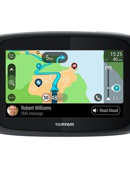 Rider 550, Motor GPS