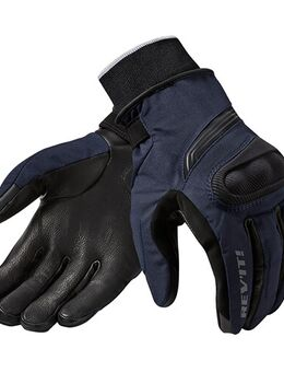 Hydra 2 H2O, Motorhandschoenen winter, Blauw