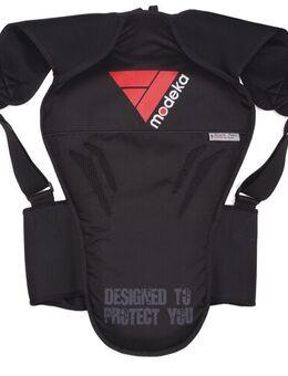 SafePro Rugprotector, Rugprotectoren voor in motorfietsjas, Zwart