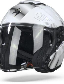 EXO-S1 Gravity Pearl White Silver 2XL