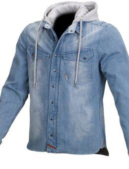 Westcoast Lichtblauw Grijs XL