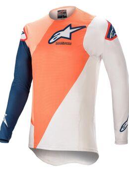 Supertech Blaze Oranje Donker Blauw XL