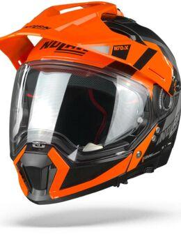 N70-2 X Decurio 31 Flat Zwart Oranje Wit Antraciet 3XL