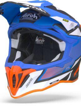 Strycker Axe Orange Blue Matt L