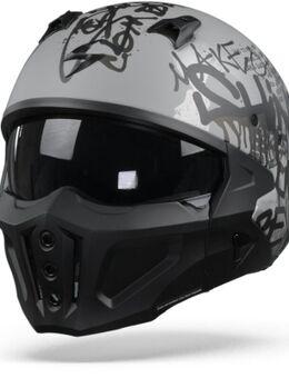 Covert-X Wall Mat Zilver Zwart S