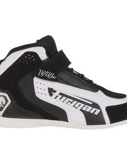 V4 Vented Black White 40