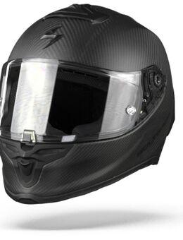 EXO-R1 Carbon Air Solid Mat Zwart L