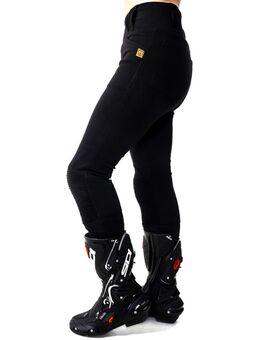 Ribbed Knees Short Full Kevlar 42
