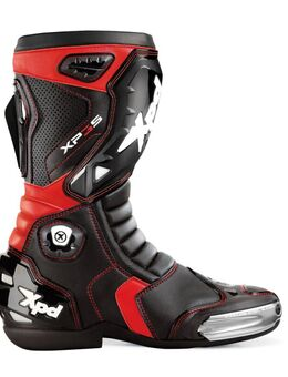 XP3-S Zwart Rood 42