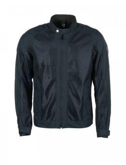 Stoner Men Tissu Mesh Blue Jacket M