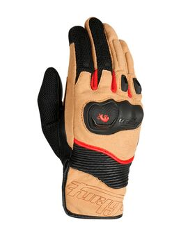 Dust D3O Sand Black Red M