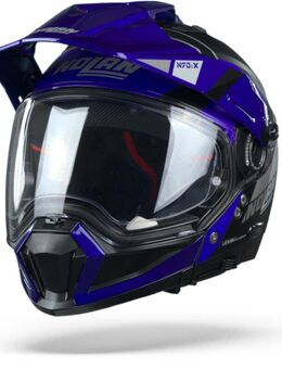 N70-2 X Decurio 32 Flat Zwart Blauw Zilver Antraciet L