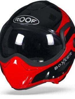 BoXXer Fuzo Rood Zwart XS