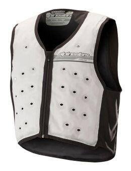 Licht Grijs Donker Grijs Cooling Vest L-XL