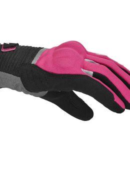 Flash CE Lady Black Fuchsia Gloves L