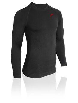 MegaLight 240 Heat Longshirt Man Zwart XL