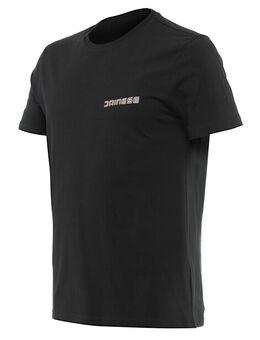 Hatch T-Shirt Black White M
