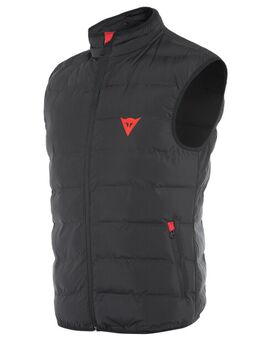Afteride Black Down Vest S