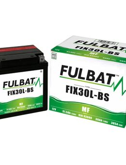 FIX30L-BS MOTORCYCLE BATTERY