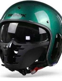 S-Drak 2 GGM Blank Groen Groen Metal S