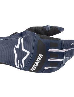 Techstar Gloves Dark Blue Black XL