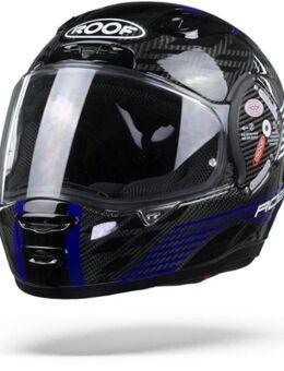 RO200 Carbon Speeder Zwart Blauw L