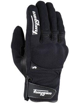 Jet All Season D3O Black White Motorcycle Gloves S