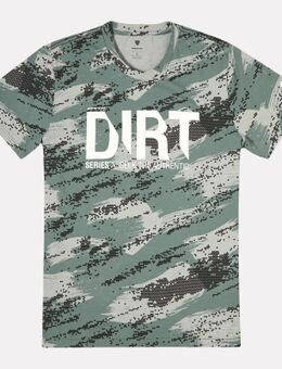 Field Camouflage Gray T-Shirt S