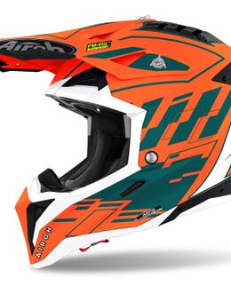 Aviator 3 Rampage Orange XL