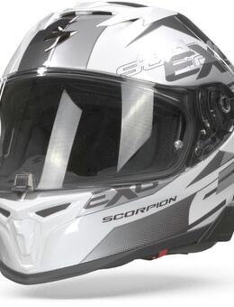 EXO-520 Air Cover White Silver 2XL