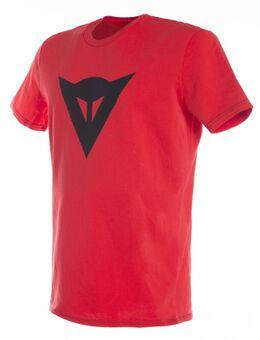 Speed Demon T-Shirt Rood Zwart XL