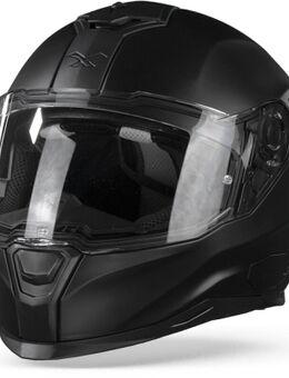 SX.100R Full Zwart Mat XS