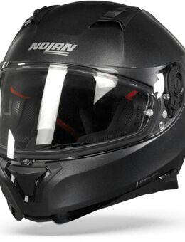 N87 Special Plus N-Com 009 Black Graphite XL