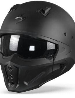 Covert-X Solid Mat Zwart XS