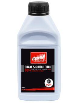 BRAKE&CLUTCH FLUID PLUS DOT4 0.5 L