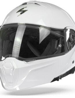 EXO-930 Solid White Modular Helmet S