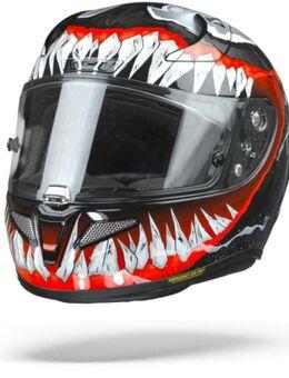 RPHA 11 Venom 2 Marvel MC1 Zwart Rood Wit XL