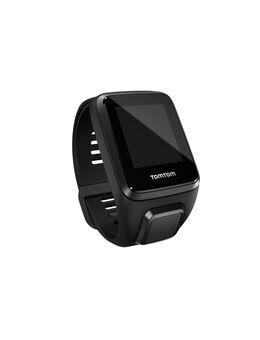 Horlogebandje (zwart - small)