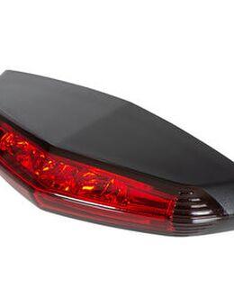 LED-Rücklicht mit Bremslichtfunktion E-geprüft