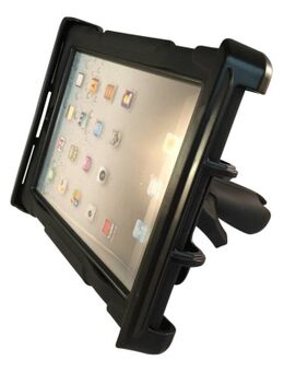 Heavy Duty Tablethouder set - voor iPad 10.2 met case (TAB20)