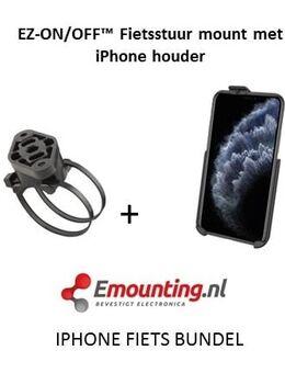 EZ-On/Off™ iPhone 11 Fietsset RAP-274-1-AP28U