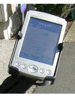 Holder for GPS Garmin IQUE GA10