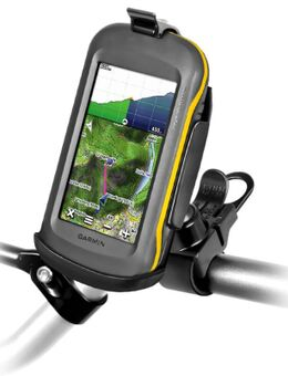 Garmin Montana EZ-Strap Fiets navigatie set